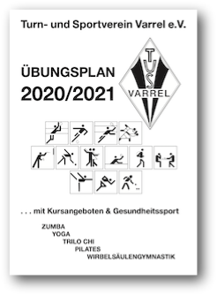 Übungsplan 2020/2021
