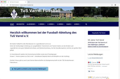 Varrel-Fussball-de