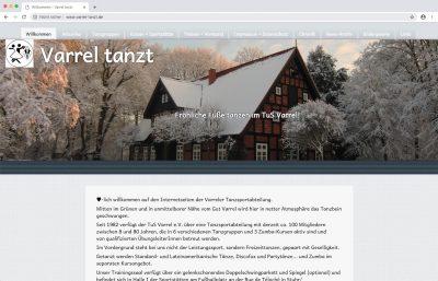 www.varrel-tanzt.de